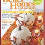 Kim Truman in Better Homes and Garden 2011 Issue