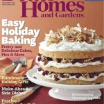 Better Homes & Gardens November 2011 Issue with Kim Truman