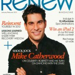 Renew Magazine January/ February 2012 Issue with Kim Truman