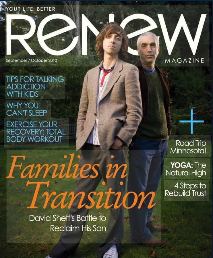 Kim Truman in Renew Magazine- September/October 2010 Issue