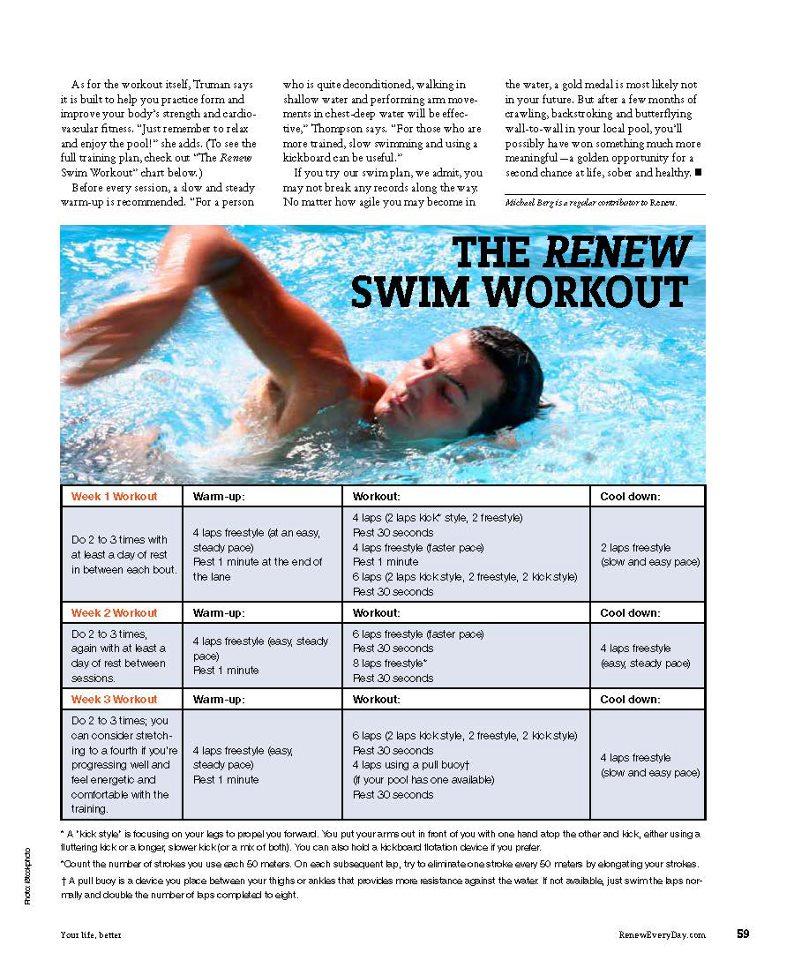 Renew Magazine Page 59 Featuring Kim Truman
