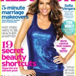Redbook September 2011 Cover with Kim Truman
